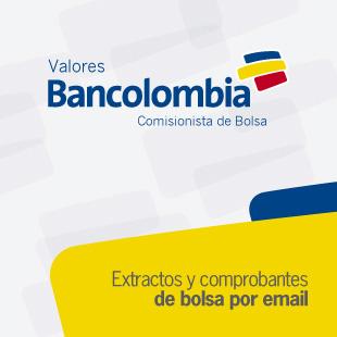 Sucursal Virtual Valores Bancolombia